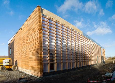 Démarche ''cradle to cradle'' à Wattrelos : faire du bâti une zone de stockage de materiaux | Nouveaux paradigmes | Scoop.it