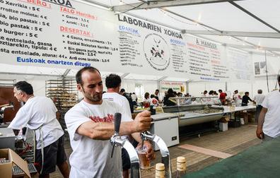 Les produits de qualité du Comptoir Paysan, au coeur de la fête - mediabask | BABinfo Pays Basque | Scoop.it