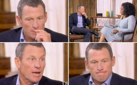 Four key questions arising from Lance Armstrong's interview with Oprah Winfrey - Telegraph | PED | Scoop.it