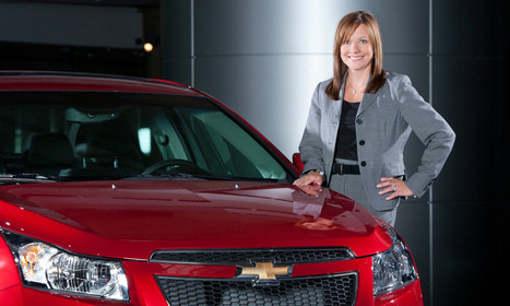 Three Lessons From Mary T. Barra's Crisis at General Motors   Digital-News on Scoop.it today   Scoop.it