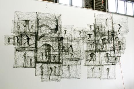 Barbara Licha: Chaos and Order | Art Installations, Sculpture, Contemporary Art | Scoop.it