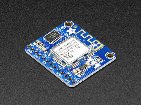 Adafruit's new breakout board will connect your Arduino to the Internet | Open Source Hardware News | Scoop.it