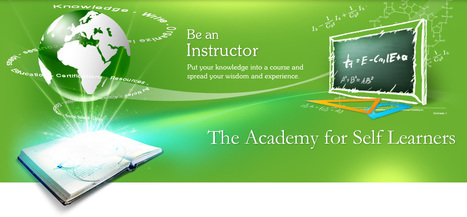 schooX - The Academy for Self Learners - Online Courses and Certificates | 21st Century Tools for Teaching-People and Learners | Scoop.it