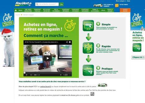 Feu Vert accélère sur le commerce sur internet | PROXIMIS | Scoop.it