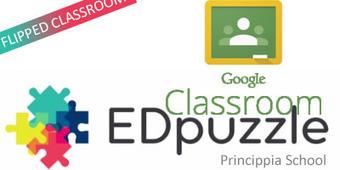 Atrévete a hacer Flipped con Edpuzzle y Google Classroom | Entorns Virtuals d'Aprenentatge i Recursos Educatius WEB 2.0 | Scoop.it