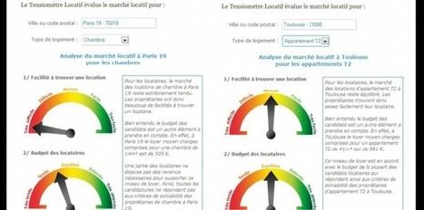 Tensiomètre locatif : évaluez vos chances de trouver une location | Le bon investissement immobilier | Scoop.it