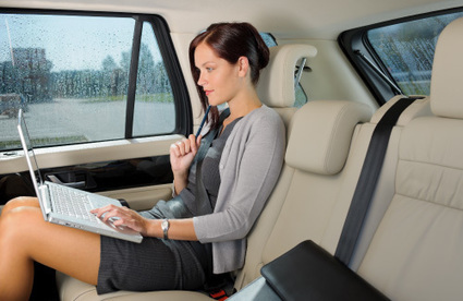 Top Tips for Limousine Laptop Security | Bayside Limousines | Scoop.it