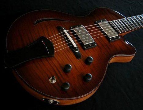 Myka Guitars - Handcrafted Custom Guitars | Guitar Outreach | Scoop.it