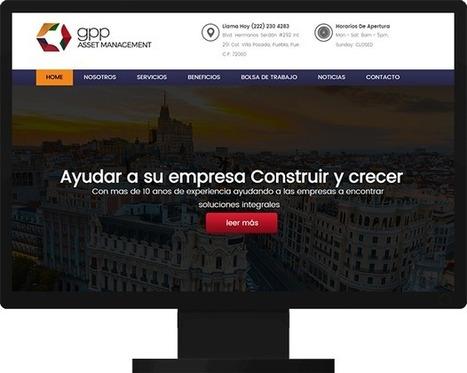 Custom WordPress Asset Management Website Launched | Website Design & Development Company-Netgains | Scoop.it
