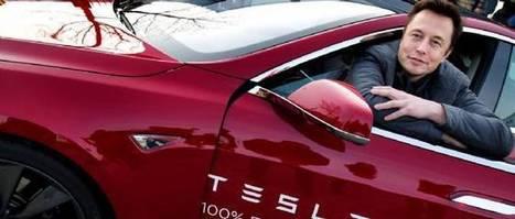Brevets : la leçon de folie du patron de Tesla | Propriété intellectuelle et Droit d'auteur | Scoop.it