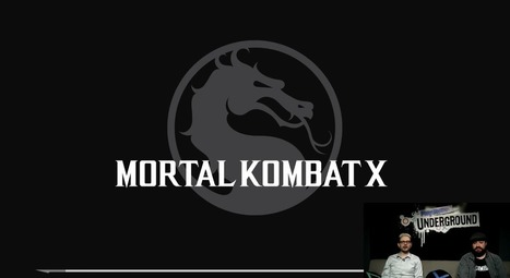 PlayStation Underground: Mortal Kombat X: 20 Mins Of Exclusive Gameplay Revealed | Playstation 4 (PS4) - PS4.sx | Playstation 4  |  PS4.sx | Scoop.it
