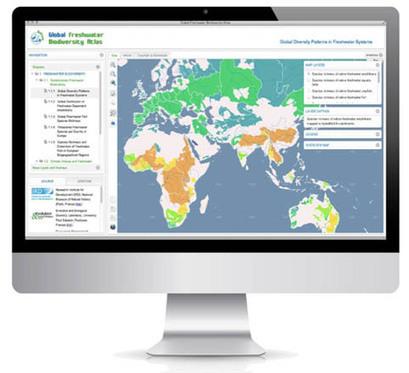 UPS - Le premier atlas mondial de la biodiversité des eaux douces est en ligne | biodiversité | Scoop.it