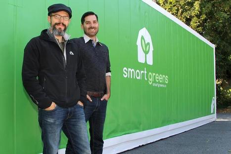 SmartGreens: Canada's First Upstart Farmers | biotecture | Scoop.it