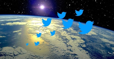 Space-Loving Twitter Users Cover for NASA During Shutdown | Life @ Work | Scoop.it