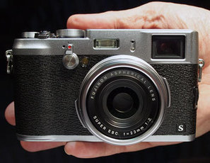 Stealthy Fujifilm X100S previewed in three hands-on videos - Imaging Resource | new fuji x100s!!! | Scoop.it