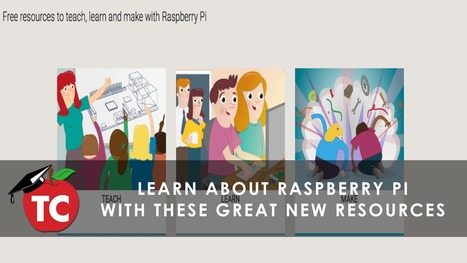 Learn How To Be a Raspberry Pi Expert Today! | Raspberry Pi | Scoop.it