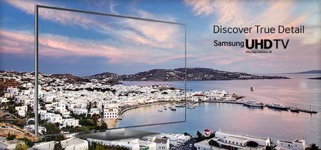 Samsung Overtakes Sony in North American UHD TV Market | bpecka | Scoop.it
