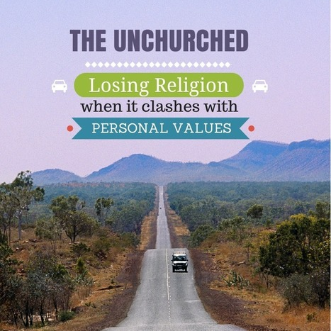 The Unchurched: Losing Religion Due to Clashes with Personal Values | The Butterfly Maiden Project | Scoop.it