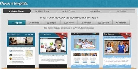 10 Applications Facebook Pour Créer Une Landing Page | Etourisme : boite à outils | Scoop.it