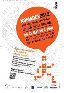 Week-end « NOMADES » les 2 et 3 juin | Paris 75003