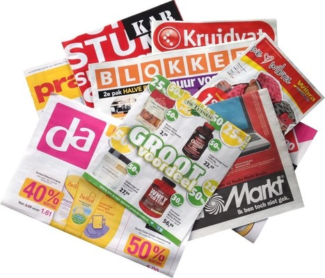 Gedrukte retailreclame effectiever - Blokboek - Communication Nieuws | BlokBoek e-zine | Scoop.it