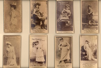 Antique Tobacco Trading Cards: Sex In Advertising, Or Sexist Collectors? | Consumption Junction | Scoop.it
