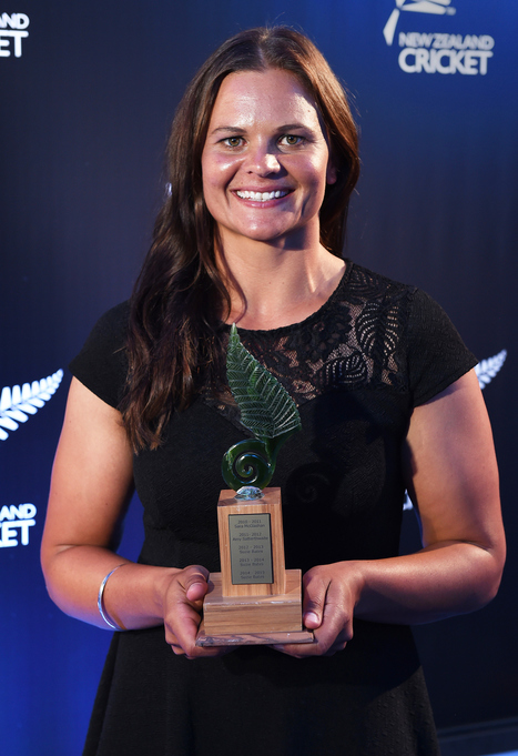 Big Read: Suzie Bates and the state of women's cricket - Sport - NZ Herald News | Physical Education Resources | Scoop.it