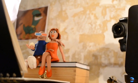 A Look at the Past, Present and Future of Stop Motion Animation | Animation in Film | Scoop.it