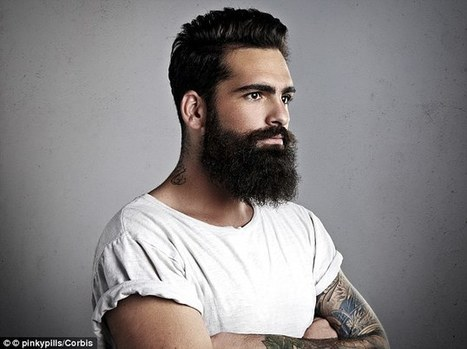 Hipster beards really ARE just a way to get women | Kickin' Kickers | Scoop.it