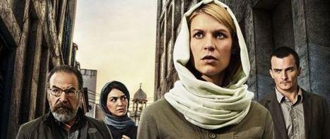 « Homeland est raciste » : la série piégée par des graffeurs | Communication | Scoop.it