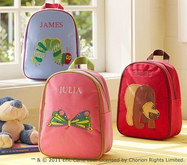Top 3 Backpacks from preschool to grade school   momstown minds   Kindergarten   Scoop.it