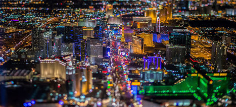 Unseen Side Of Las Vegas In Stunning Aerial Photos | 16s3d: Bestioles, opinions & pétitions | Scoop.it