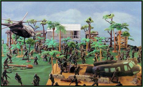 Toy Soldiers of San Diego Viet N | Military Miniatures H.Q. | Scoop.it