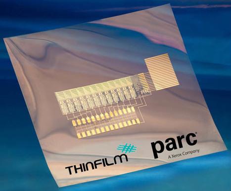 Printable transistors usher in 'internet of things' | Web of Things | Scoop.it