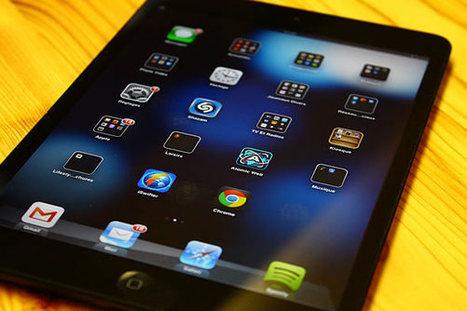 Test iPad mini | mlearn | Scoop.it