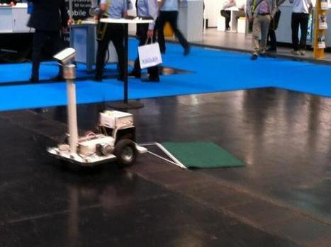 Tweet from @RoboticsEU | Robotic applications | Scoop.it