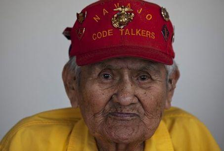 Mort de Chester Nez, le dernier Navajo « code talker » | Nos Racines | Scoop.it