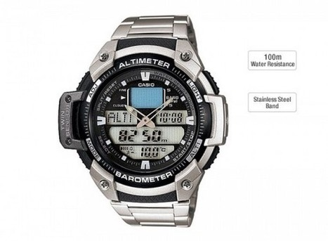 Tough Fashionable Sports Watches — Casio Outgear | Get the Latest and Upcoming Mobile Phone Prices in Pakistan | Scoop.it