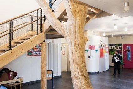 Des bâtiments publics et des écoles en paille : plus écologiques et bien moins chers que le béton | Martin Fonteneau | Scoop.it