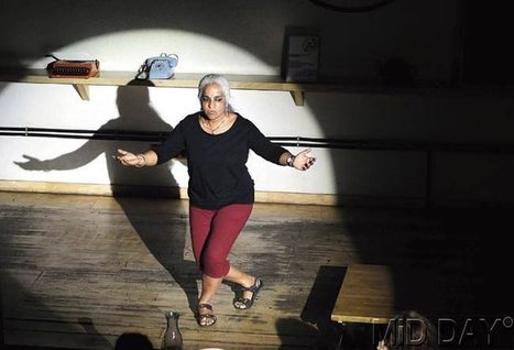 Theatre artist Maya Krishna Rao's monologue analyses women's safety - Mid-Day | The Mayans and 2012 | Scoop.it