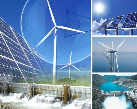La Tercera Revolución Industrial, Internet y Energías Renovables. - CALIDAD SOCIAL MEDIA | Calidad Social Media | Scoop.it