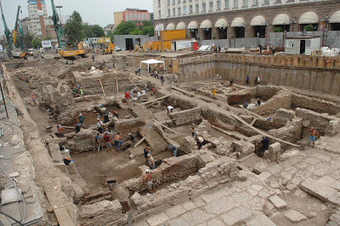 Basilica from the time of Constantine the Great found in Bulgarian capital | Discovering the past | Scoop.it