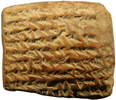 Los antiguos babilonios emplearon métodos geométricos avanzados | Mundo Clásico | Scoop.it