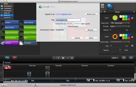 9 Free Camtasia Studio 8 Video Tutorials  - eLearning Industry   Edtech PK-12   Scoop.it
