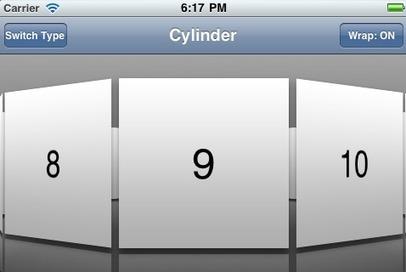 iOS Open Source : iCarousel Paging Control   iOS dev   Scoop.it