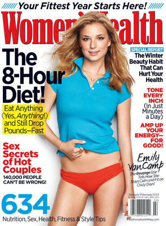 Women's Health USA – January/February 2013-P2P – Releaselog ...   The Bach Rx Card   Scoop.it