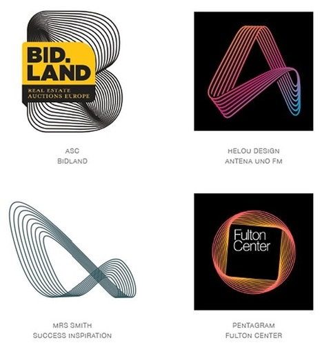 Tendencias en diseño de logos para 2015 | plasticando | Scoop.it