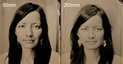 Selecting a Portrait Lens With Correct Focal Length | L'actualité de l'argentique | Scoop.it