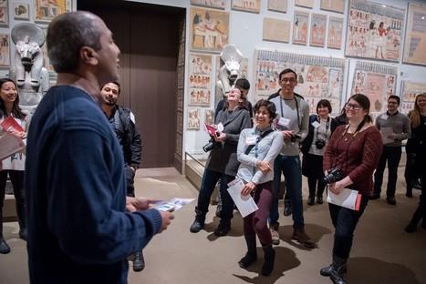 Q&A with Sree Sreenivasan: How the Metropolitan Museum of Art is engaging audiences with digital… — Medium   Nonprofit Storytelling   Scoop.it