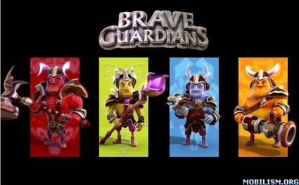 Brave Guardians v1.0.4 (Unlocked) APK Free Download | Azar | Scoop.it